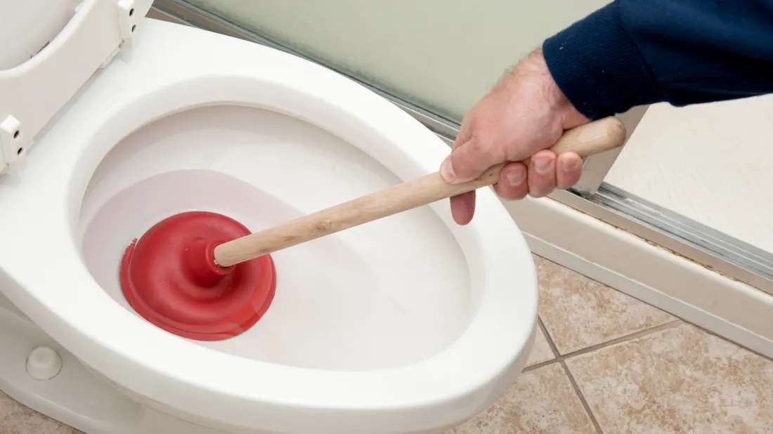 Workplace Etiquette: What to Do if You Clog a Client's Toilet