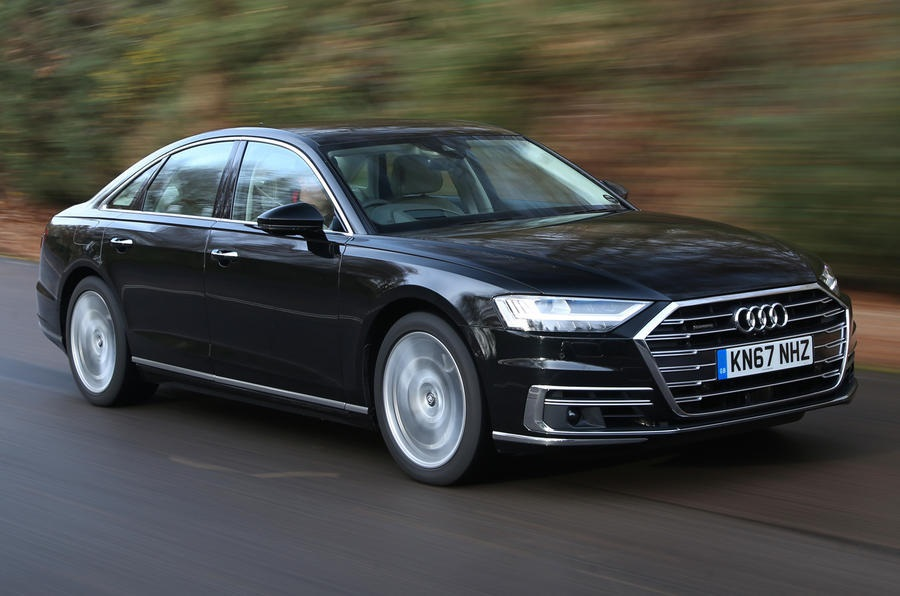 Is an Audi a Luxury Vehicle?