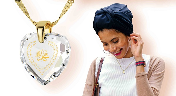Best Gold Arabic Pendant Designs For Every Occasion