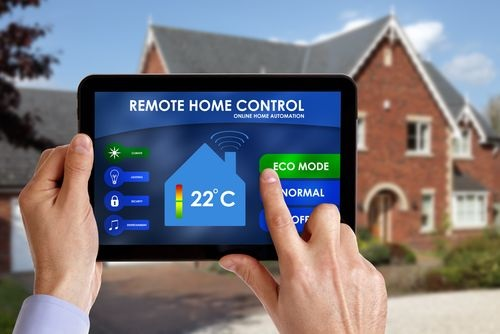 What do you mean by Home Automation and Control?