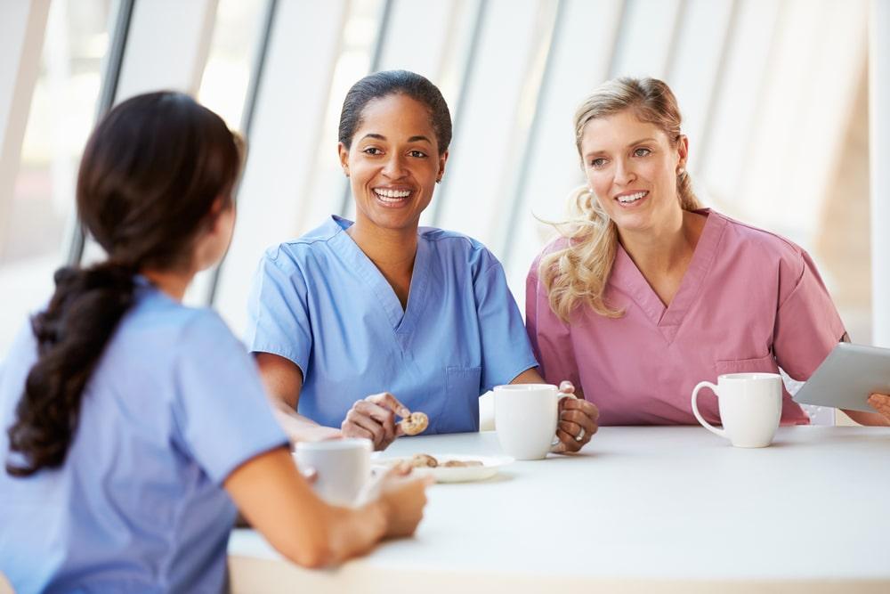 Should Hospital Workers Avoid Wearing Scrubs Outside of Work?