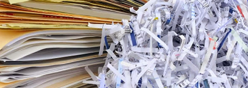 When to Avail of the Paper Shredding Services