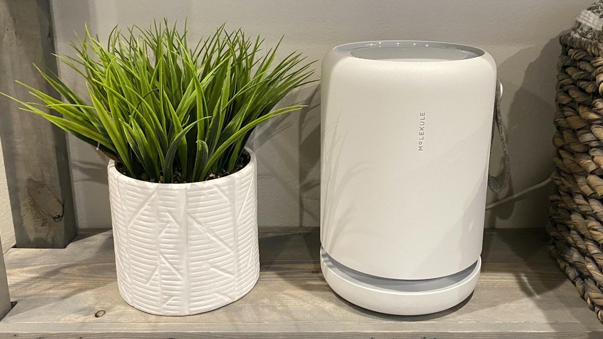Indoor Air Purification: More Important Than Ever and the Molekule Air Mini+ is Now Available at Apple Stores