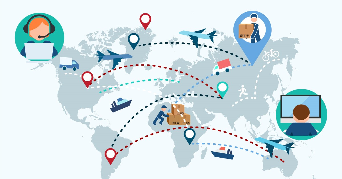 How can you be benefited from a third-party logistics service?