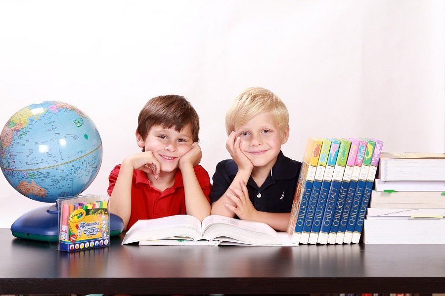 Ways to Help Children Cope While Studying from Home