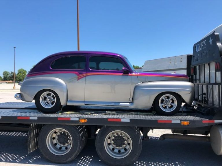 Tips For Shipping Your Classic Car